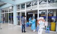 Einwohner in Ho-Chi-Minh-Stadt begleiten Behörden in Epidemie-Bekämpfung