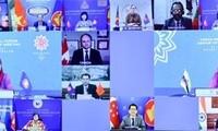 Treffen Treffen hochrangiger Beamter des ASEAN-Regionalforums