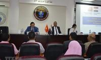 Handelskooperation zwischen Vietnam und Ägypten verstärken