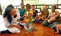 Weltbevölkerungstag: Vietnam gewährt Beratungsservice und Pflege reproduktiver Gesundheit während der Pandemie