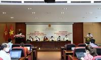 Erste Sitzung des Parlaments der 15. Legislaturperiode wird am 20. Juli eröffnet