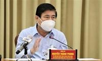 Ho-Chi-Minh-Stadt gewährt Sozialhilfe während der Covid-19-Pandemie