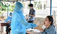 Vietnam bestätigt 2787 Covid-19-Infektionsfälle am Mittwoch