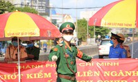 Südvietnamesische Provinzen verstärken Maßnahmen gegen Covid-19-Epidemie
