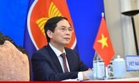ASEAN und China bekräftigen die Aufrechterhaltung des friedlichen, sicheren und stabilen Umfelds