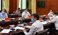 Verantwortung von Unternehmen in Verkauf und Entwicklung von Reis im Mekong-Delta