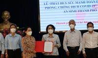 Die soziale Distanzierung in Ho-Chi-Minh-Stadt um einen Monat verlängert