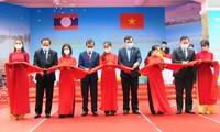 Vietnam und Laos weihen den Grenzübergang Nam Giang und Dac Ta Ooc ein