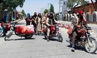 Taliban erobern eine wichtige Stadt im Norden Afghanistans und rücken auf die Hauptstadt vor