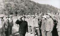 Generalsekretär Vo Nguyen Giap und die historischen Meilensteine