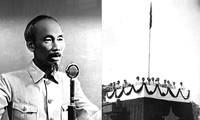 Ewige Werte der Unabhängigkeitserklärung am 2. September 1945