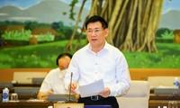 Ständiger Parlamentsausschuss verständigt sich mit Befreiung und Senkung der Steuern für Unternehmen und Bürger