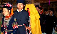 Einzigartige Hochzeitsbräuche der ethnischen Minderheit Cao Lan in der Provinz Quang Ninh
