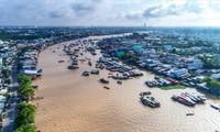 Aufgaben und Maßnahmen zur Ressourcen-Verwaltung im Mekong-Delta