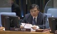 Vietnam ruft Israel und Palästina zur Wiederherstellung des Friedensprozesses auf