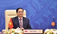 Vietnam fordert Indien zur Unterstützung für ASEAN bei Beibehaltung von Frieden und Sicherheit im Ostmeer auf
