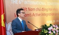Eröffnung der 6. internationalen Diskussion über Vietnamistik