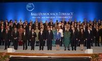 Pembukaan Forum ke-5  Demokrasi Bali