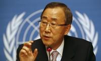 Israel menolak peningkatan status  Palestina di PBB