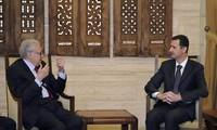 Presiden Suriah mendukung upaya-upaya mempertahankan kedaulatan