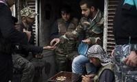 Suriah: Pasukan pembangkang menduduki kota Raqa