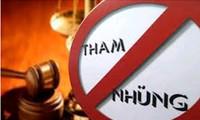 Perkenalan tentang pekerjaan mencegah dan memberantas korupsi di Vietnam
