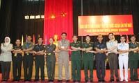 Pertemuan pertama perwira muda bidang ilmu kedokteran militer negara-negara ASEAN