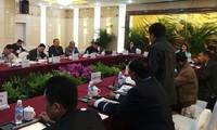 Pemerintah Myanmar dan kaum pembangkang Kachin melakukan kembali perundingan damai