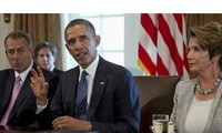 Pemimpin Parlemen AS mendukung serangan terhadap Suriah