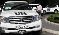 Pakar PBB mulai memusnahkan senjata kimia Suriah