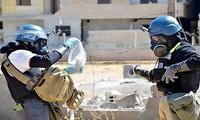 Kelompok  pakar senjata kimia internasional yang ke-2  tiba di Suriah