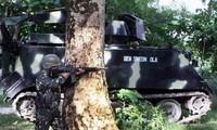 Baku tembak yang menimbulkan korban di Filipina Selatan