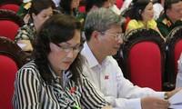 MN Vietnam mengakhiri satu setengah hari perbahasan tentang situasi pengembangan sosial-ekonomi