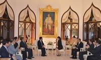 Penutupan Persidangan pertama Komite Gabungan tentang kerjasama bilateral  Vietnam-Thailand