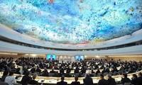 Dunia menyampaikan ucapan selamat kepada Vietnam terpilih menjadi anggota Dewan Hak Asasi Manusia PBB