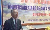 Vietnam memainkan peranan istimewa dalam garis politik hubungan luar negeri Rumania
