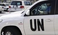 PBB mengumumkan laporan mengenai senjata kimia di Suriah
