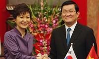 Republik Korea menegaskan penguatan hubungan kemitraan strategis dengan Vietnam