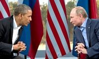 Hubungan diplomatik AS-Rusia tahun 2013