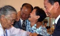 Republik Korea mengimbau kepada RDR Korea supaya mengadakan kembali reuni-reuni keluarga yang terpisah