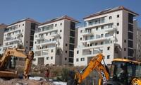 Israel mengesahkan rencana pembangunan rumah pemukiman penduduk baru