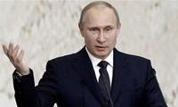 Rusia mengakui Republik Krimea