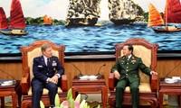 Memperkuat kerjasama pertahanan antara Vietnam dan AS