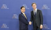 Aktivitas PM Vietnam, Nguyen Tan Dung pada Konferensi tingkat tinggi ke-3 Keamanan Nuklir