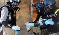 OPCW: 53,6% senjata kimia Suriah sudah dimusnahkan
