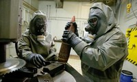 Batas waktu untuk membawa senjata kimia ke luar dari Suriah telah habis