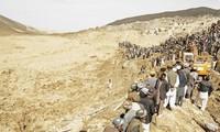 Komunitas internasional membantu Afghanistan mengatasi akibat tanah longsor