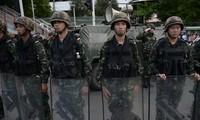 Junta militer Thailand melarang demonstrasi yang memprotes kudeta