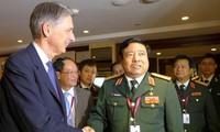 Banyak negara mau mendorong hubungan dengan Kementerian Pertahanan Vietnam