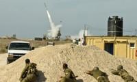 Kekerasan bereskalasi di Jalur Gaza